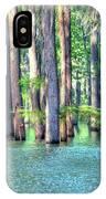 High Bayou Water IPhone X Case