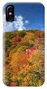 Hillside Of Color IPhone Case by Dan Friend