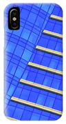 Hilton Blues IPhone Case