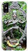 Hindu Statue  IPhone Case