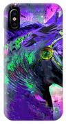 Horse Head Nebula II IPhone Case