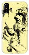 Horsemen On Yellow IPhone Case
