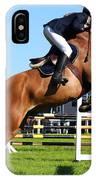 Horses Races IPhone X Case
