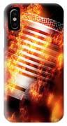 Hot Mic IPhone X Case