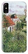 Houses At Knocke, Belgium, 1894 IPhone Case