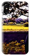 I Can Feel It Coming In The Air IPhone Case