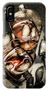 Ice Breaker IPhone X Case
