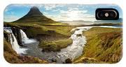 Iceland Landscape IPhone X Case