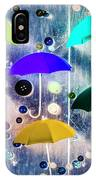 Imagination Raining Wild IPhone Case