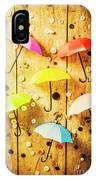 In Rainy Fashion IPhone Case