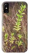 In Tall Grass IPhone Case by Whitney Goodey