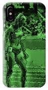 In The Green Zone IPhone Case