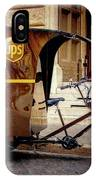 Italian Delivery IPhone Case