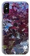 It's Lilac IPhone Case by David Manlove