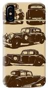 Jaguar Mark Iv Ss 2.5 Saloon IPhone X Case