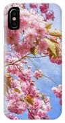 Japanese Cherry IPhone Case