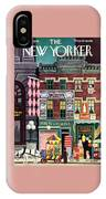 New Yorker June 1st 1946 IPhone X Case