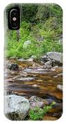 June Morning At The Peterskill IPhone Case