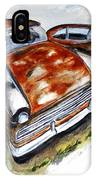 Junk Car No.10 IPhone Case by Clyde J Kell