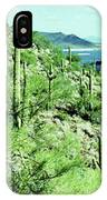 Lake Pleasant Az 045a IPhone Case