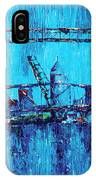 Lake View Cleveland IPhone Case