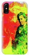 Legendary Bruce Watercolor IPhone Case