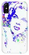 Legendary Judy Garland Watercolor I IPhone Case