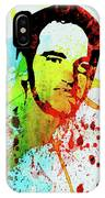 Legendary Quentin Watercolor I IPhone Case