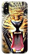 Leopard 2 IPhone Case