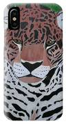 Leopard IPhone Case by Jim Lesher