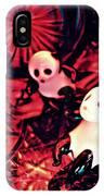 Little Glass Pandas 33 IPhone Case