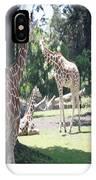 Long Necks IPhone Case