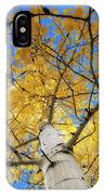 Look Up IPhone Case by Rick Furmanek