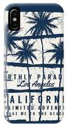 Los Angeles, California Typography For IPhone Case