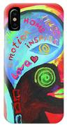Love And Trust IPhone X Case