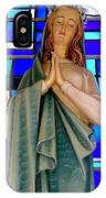 Lovely Mary IPhone Case