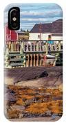 Low Tide At Blue Rocks 05 IPhone Case