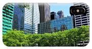 Lunch Break In Manhattan IPhone X Case