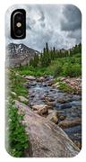 Mayflower Creek IPhone Case by Bitter Buffalo Photography