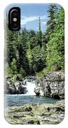 Mcdonald Creek 1 IPhone Case