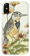 Meadow Song IPhone Case
