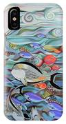 Memory Of The Coral Reef IPhone Case