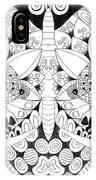 Metamorphosis Arrangement 1 IPhone Case