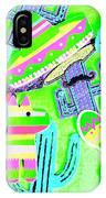 Mexicana Mixup IPhone X Case