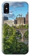 Minneapolis 03 IPhone Case