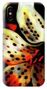 Miss Lily IPhone Case
