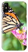 Monarch's Stance... IPhone Case