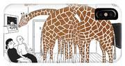 More Giraffes IPhone X Case