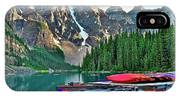 Mountain Tranquility IPhone Case