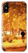 My Blurred World IPhone Case